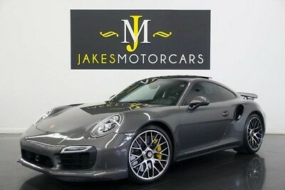 2014 Porsche 911 Turbo S Coupe ($194K MSRP) 2014 Porsche 911 Turbo S, $194K MSRP! AGATE GREY, LOADED W/OPTIONS! IMMACULATE!
