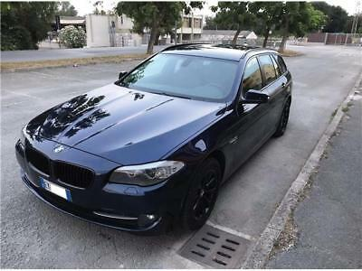 BMW SERIES 5 TOURING F11 525xd XDrive 218 CV FULL OPTIONAL TV POSTERIORE SERIE