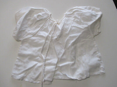VINTAGE 50's BABY CLOTHES~USA FASHION DESIGNER CLAIRE McCARDELL BLOUSE