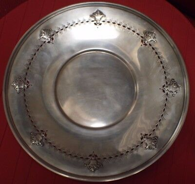 """R W & S Sterling 2845-3 10"""" Serving Plate"""