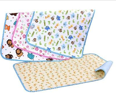 HOT Baby Kid Waterproof Bedding Diapering Sheet Jrotector Menstrual pad JH