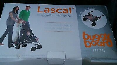 Lascal BuggyBoard Mini Ride-On Stroller Board 2430 ~ FREE SHIPPING