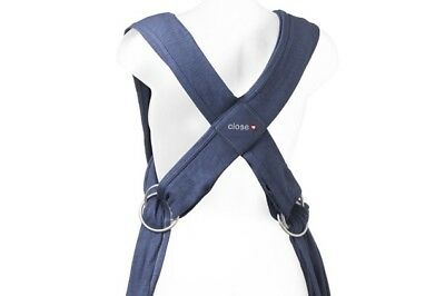 Caboo Close Fabric Sling - Dark Denim colour that's no longer available