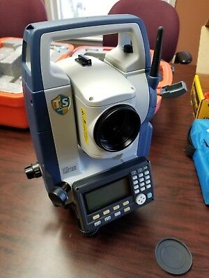 "Sokkia CX-103 3"" Dual Display Total Station (only used once!) w/accessories"
