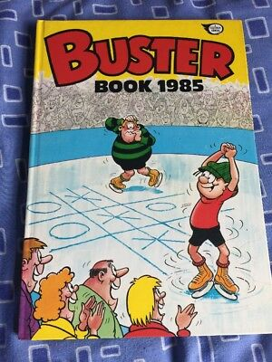 The Buster Book 1985 Collectible Rare