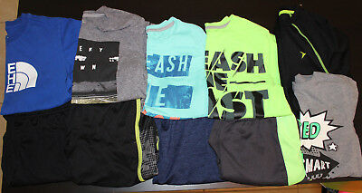 *Lot of Boy's Activewear - (10/12) - 10 Pieces*