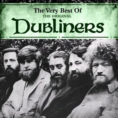 The Dubliners-The Very Best of the Dubliners  (US IMPORT)  CD NEW