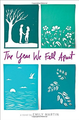 Martin Emily-The Year We Fell Apart  (US IMPORT)  HBOOK NEW