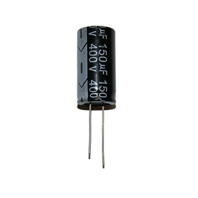 150uF 400V Radial Electrolytic Capacitor 105'C