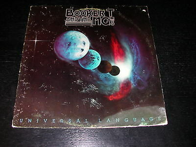 Lp Booker T And The Mg´s Universal Language