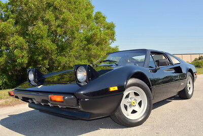 1981 Ferrari 308  1981 308 GTSI 9,171 ORIGINAL MILES - COLLECTOR GRADE - AMAZING
