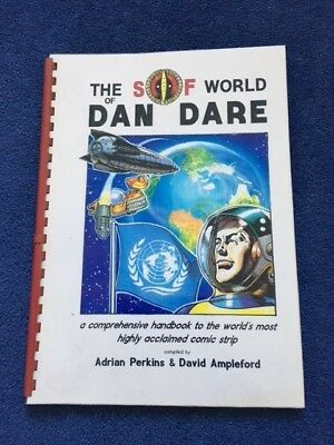 EAGLE Comic - The SF World of Dan Dare - Published by the Eagle Society