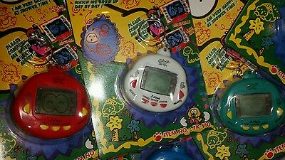 VIRTUAL PETS 24 in 1    CYBER PET also known as tomagotchi or Dinkie dinos