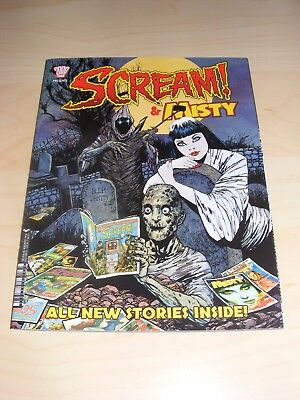 2000AD - Misty & Scream 2017 Halloween Special regular cover NEW
