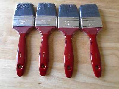"4X 2 1/2"" Paint Brushes"