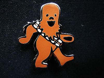 Chewy Wookie Dancing Bear Grateful Dead Pin...Star wars phish company co