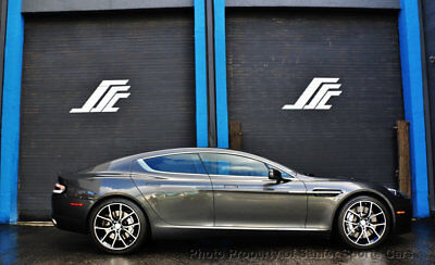 2015 Aston Martin Rapide 4dr Sedan Automatic 2015 Aston Martin Rapide S 5,948 One Owner Miles 144 Month Financing AcceptTrade