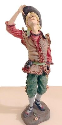 "Duncan Royale, ""Classic Clown"", TOUCHSTONE, collectible, 13"""