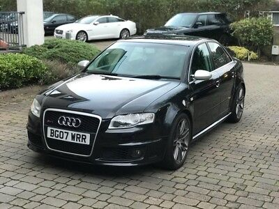 2007 Audi Rs4 4.2 V8 Saloon Quattro - Facelift - Fsh - Bucket Seats - Px