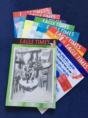 EAGLE Times - The Quarterly Journal of the EAGLE Society - Volumes 4 & 5