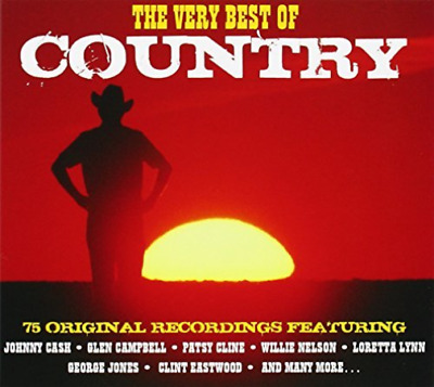 Various-The Very Best Of Country  (Us Import)  Cd New