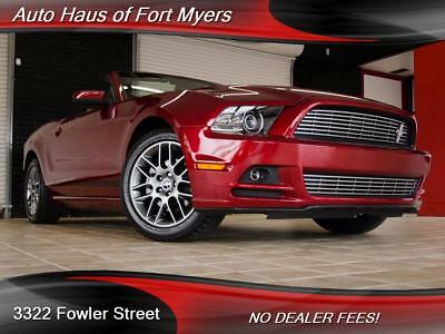 2014 Ford Mustang V6 Premium We Finance & Ship Nationwide Mustang Club of America pkg Back-Up Cam SYNC