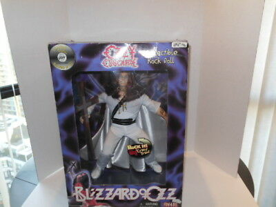"""Ozzy Osbourne """"blizzard Of Oz"""" Collectible Rock Doll"""