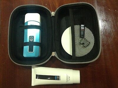No No Pro Hair Removal System with travel case (no charger)