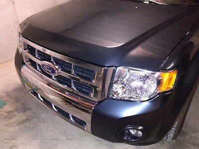 2009 Ford Escape Limited 2009 Ford Escape Limited - 4WD - Black Pearl Metallic (Charcoal)
