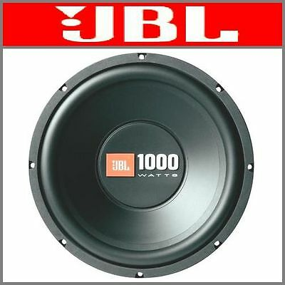 "JBL SUBWOOFER CS1214 1000 WATT BASS BOOM 30cm CS-1214 12"" CS-1214 SUB-WOOFER"