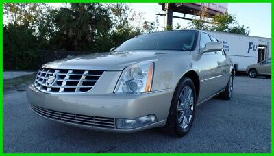 2007 Cadillac DTS ONE OWNER FLORIDA CARFAX NO RESERVE! 2007 CADILLAC DTS V8 FULLY LOADED ONE OWNER FLORIDA NO RESERVE!