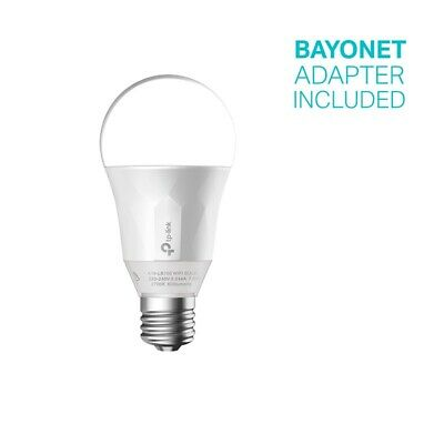 TP-Link LB100 Smart Wi-Fi LED Bulb with Dimmable Light Android iOS Compatible