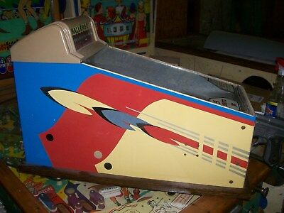 Abt Challenger Coin Operated Shooting Gallery Trade Simulator Machine
