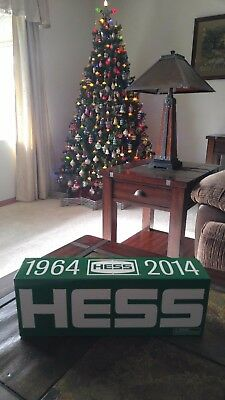 2014 Collector's Edition HESS Toy Truck 50th Anniversary Tanker