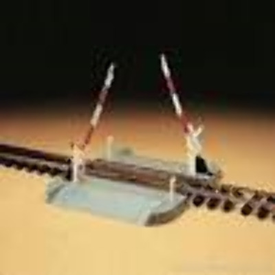 LGB - 50650 - Crossing Gates - G Scale 1:22.5