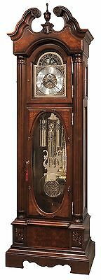 Howard Miller Coolidge Presidential Grandfather Floor Clock 611-180 FREE Ship