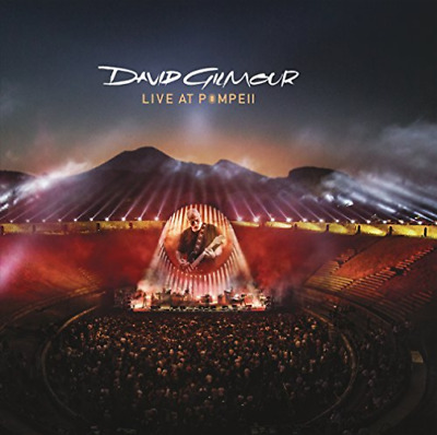 Gilmour,david-Live At Pompeii  (Us Import)  Cd New