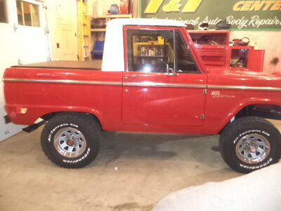 1969 Ford Bronco  1969 Ford Bronco