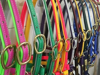 PVC Horse Halter/Headstall - ANY COLOUR -  With Nameplate