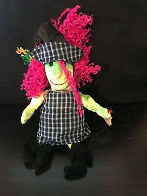 Ty Beanie Baby - Scary the Witch - 2000