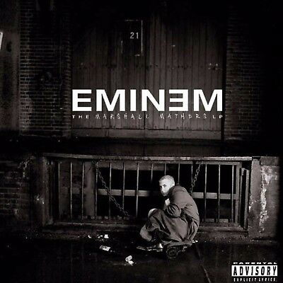 """Eminem The Marshall Mathers poster wall art home decor photo print 24x24"""" inches"""