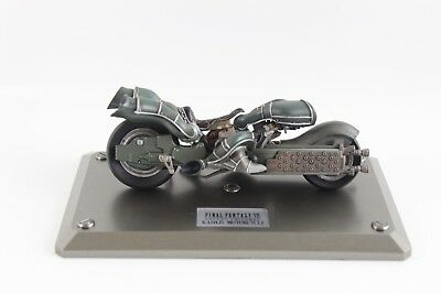 Final Fantasy 7 Advent Children Figure Mechanical Arts Kadaj's Motorcycle Opened