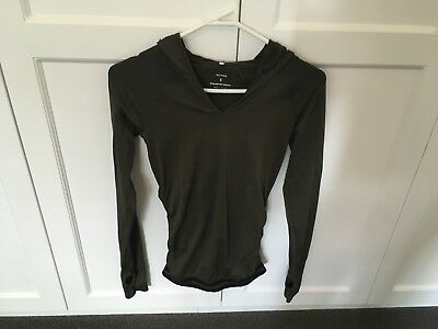 Country Road Gym Workout Jumper Size S