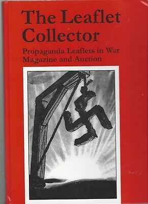 Great Reference:  WW2 LEAFLET COLLECTOR Books(2) / Falling Leaf (5), PROPAGANDA