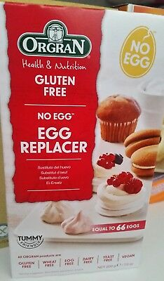 Egg Replacer Mix