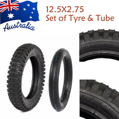 12 1/2 x 2.75 Tyre Tire and Tube for MX350 MX400 Razor E300 Scooter ATV sa