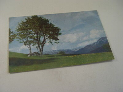 OTH093 - Postcard - Unknown Countryside/Mountain Scene