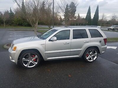 2008 Jeep Grand Cherokee SRT8 2008 Jeep Grand Cherokee SRT8
