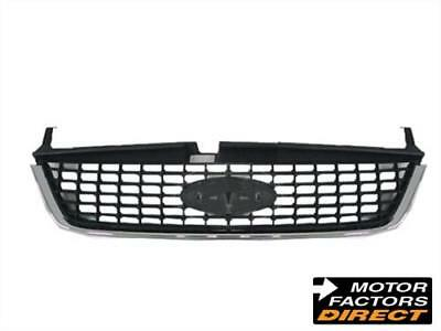 Ford Mondeo Sal   Ft Grille Edge Zetec Models No Adaptive Speed Control