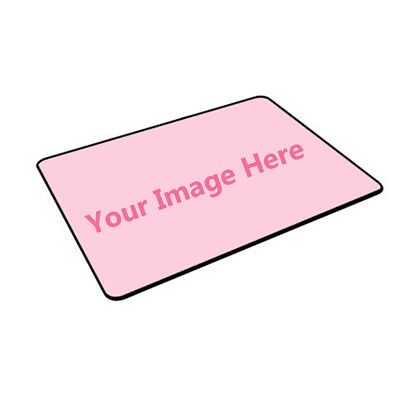 Large Custom Printed Mouse Pad DIY In Personalized Photo Image